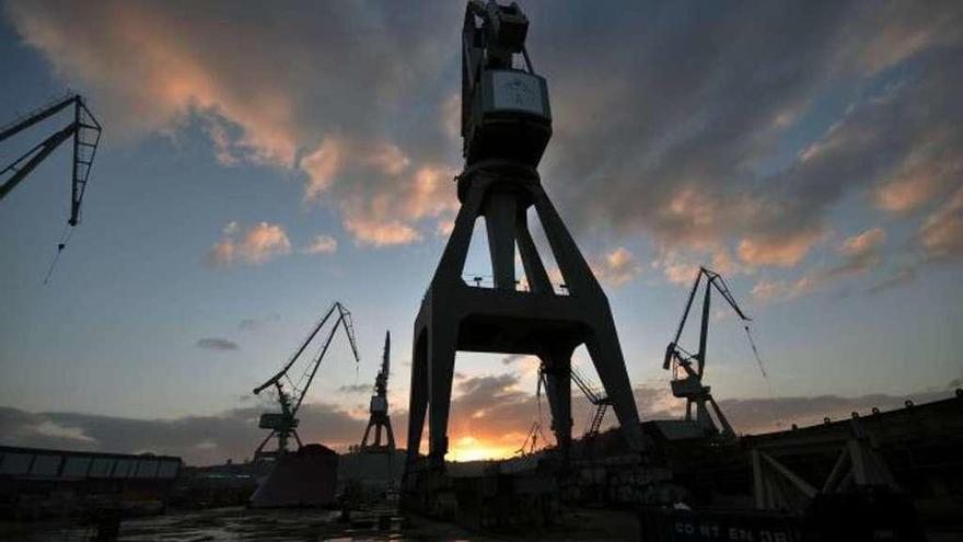 Urkullu apunta a un cambio de gestores para reflotar La Naval de Sestao, en quiebra