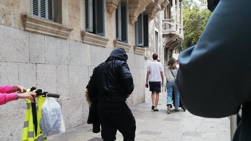 Sin acuerdo en la vista por la violación grupal a una menor de edad en Palma