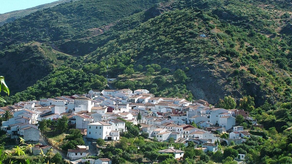 Imagen de Jimera de Líbar, en la Serranía rondeña.