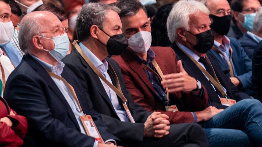 El congreso de unidad del PSOE se convierte en un cierre de filas con Sánchez