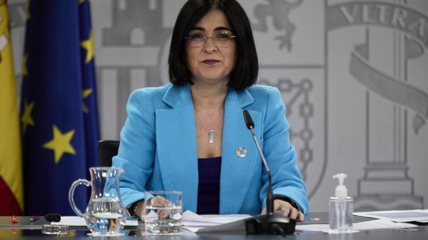 Sanidad decidirá la próxima semana sobre la segunda dosis de AstraZeneca a menores de 60 años