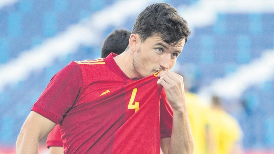 La selección sub 21 gana en Lituania y confirma sus buenas sensaciones