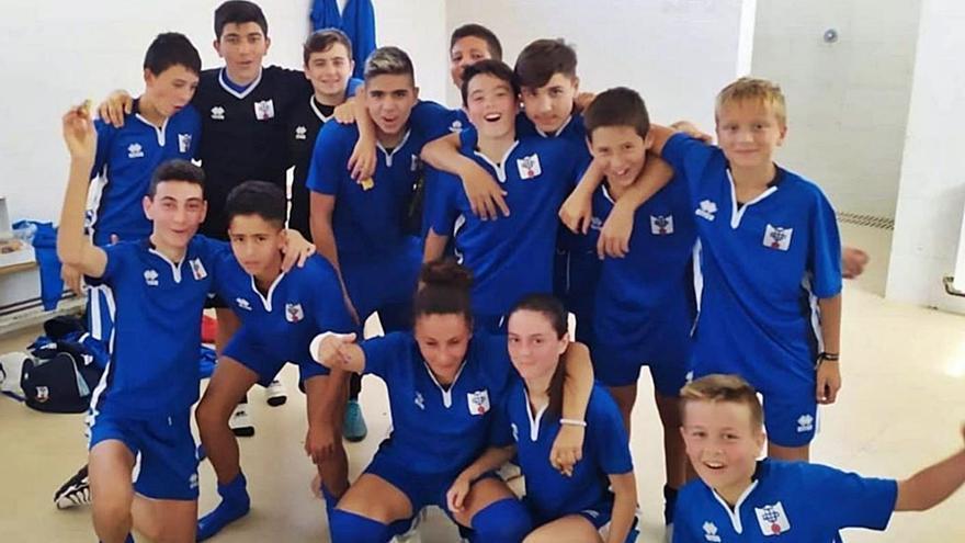 El Infantil de la UD Toresana jugará en Segunda Regional