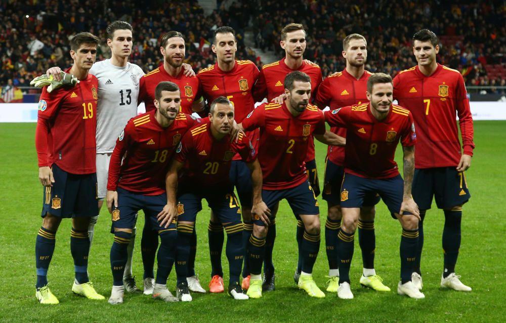 España-Rumanía