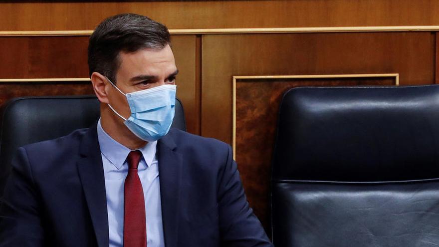 Sánchez buscará restaurar el bloque de investidura después de la alarma