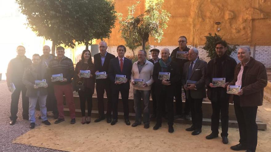 Más de una veintena de rutas por la huerta de Murcia