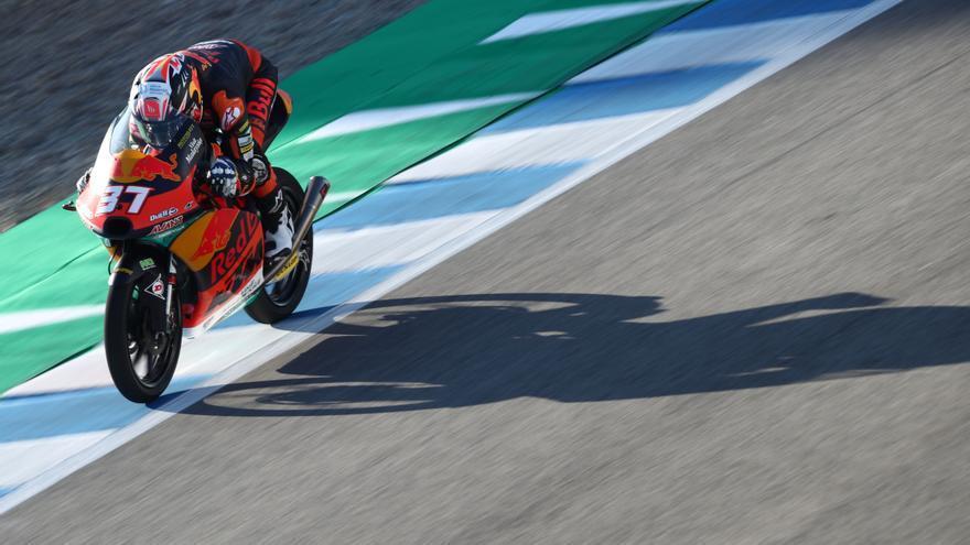 Pedro Acosta gana el Gran Premio de España
