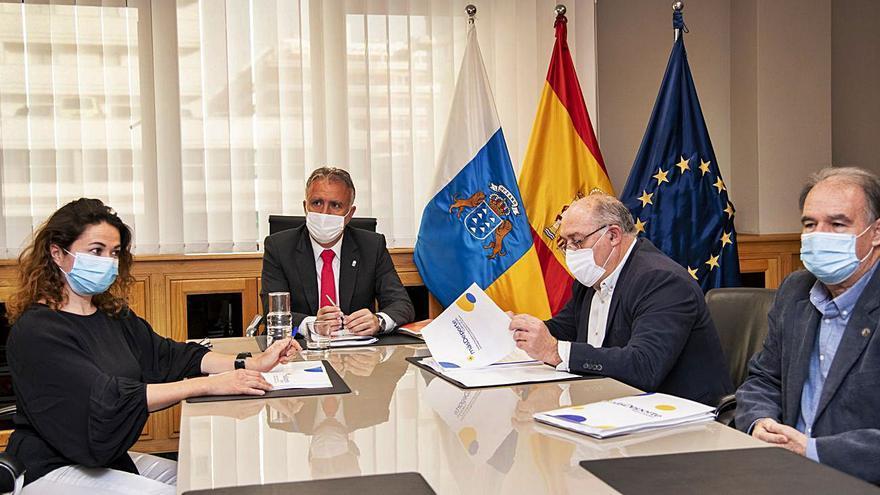 El sector deportivo del Archipiélago  pide 230  millones para su reactivación