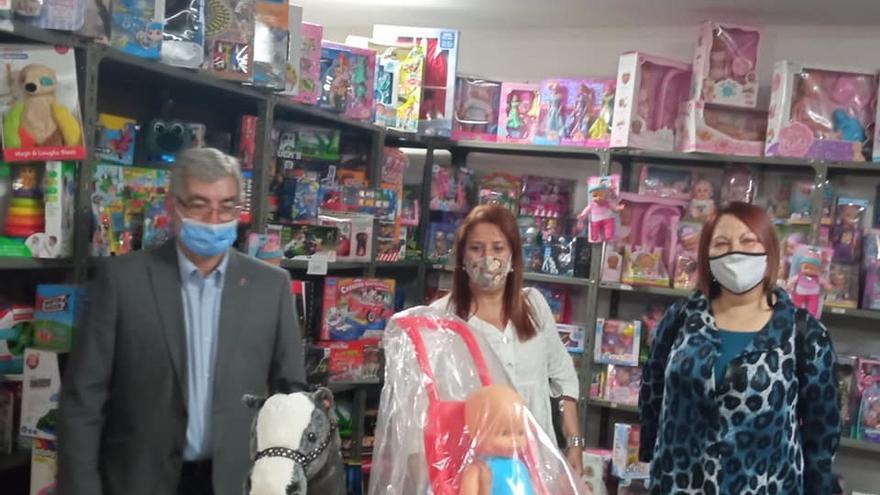 '+ que Reyes': la campaña de la Casa de Galicia para que ningún niño se quede sin juguetes esta Navidad