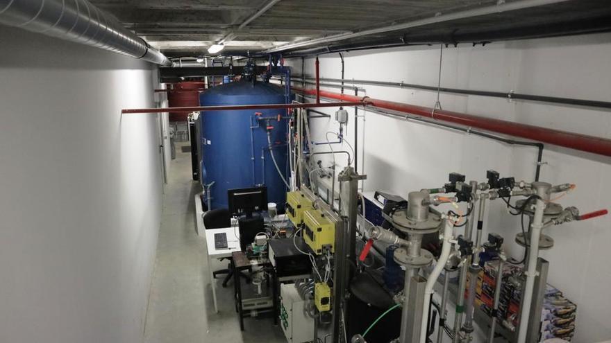 El polígono de Balaídos convertirá sus aguas residuales en fertilizante y gas para calderas