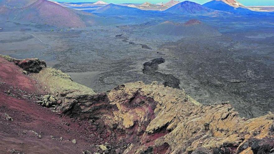 Lanzarote, la isla esculpida en lava
