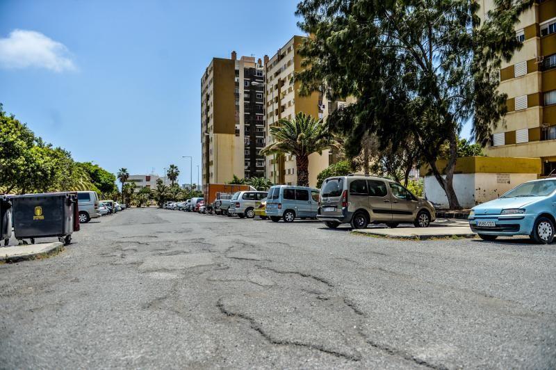 Barrios que buscan fondos (VII) | Jinámar