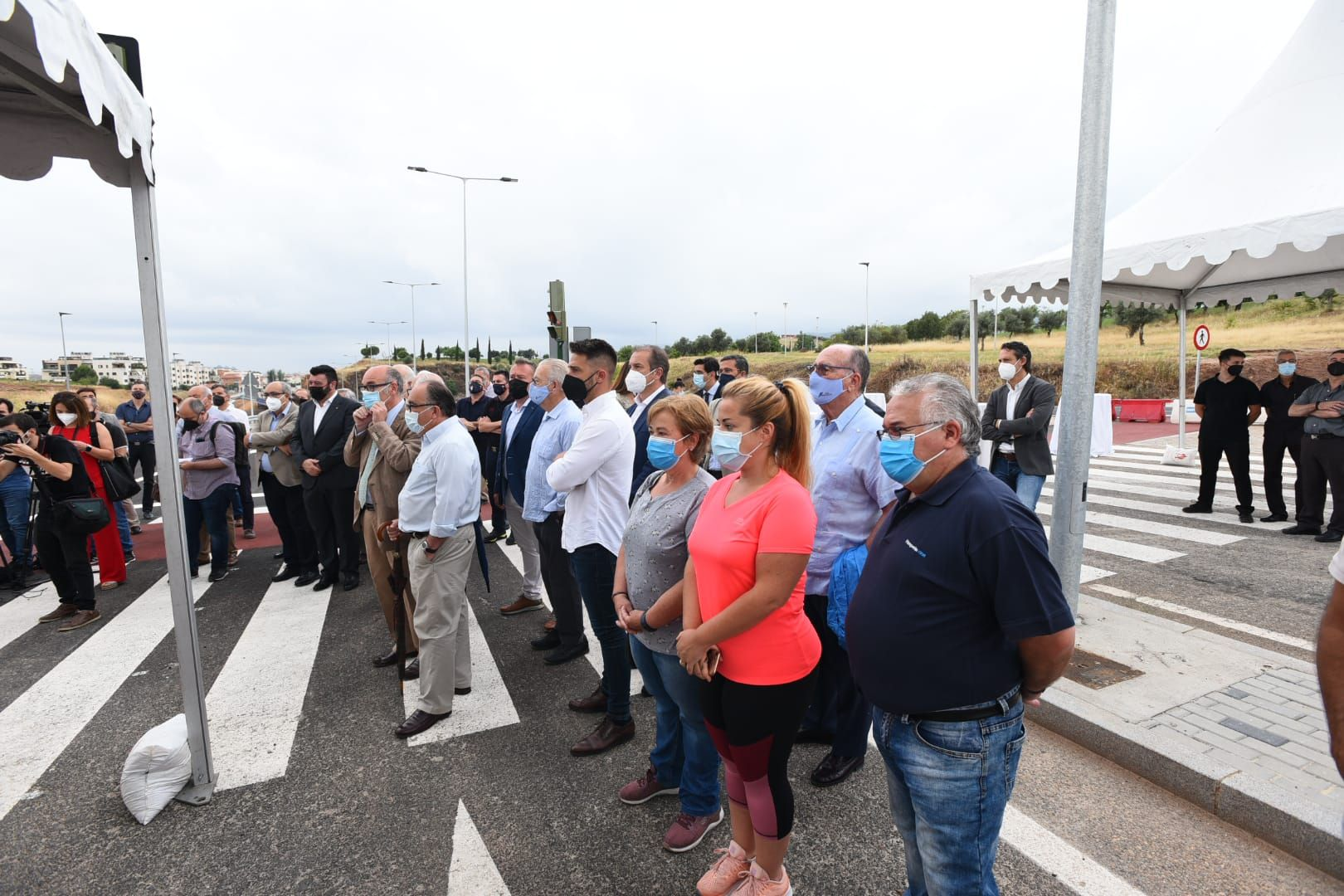 Córdoba estrena el primer tramo de la ronda Norte
