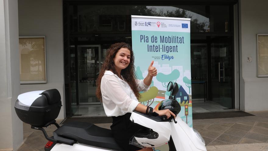 Quart de Poblet, referente europeo en movilidad sostenible