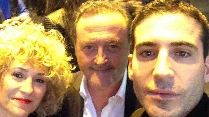 """""""Estoy enamorado de mi padre""""; Miguel Ángel Silvestre pierde a su alma gemela"""