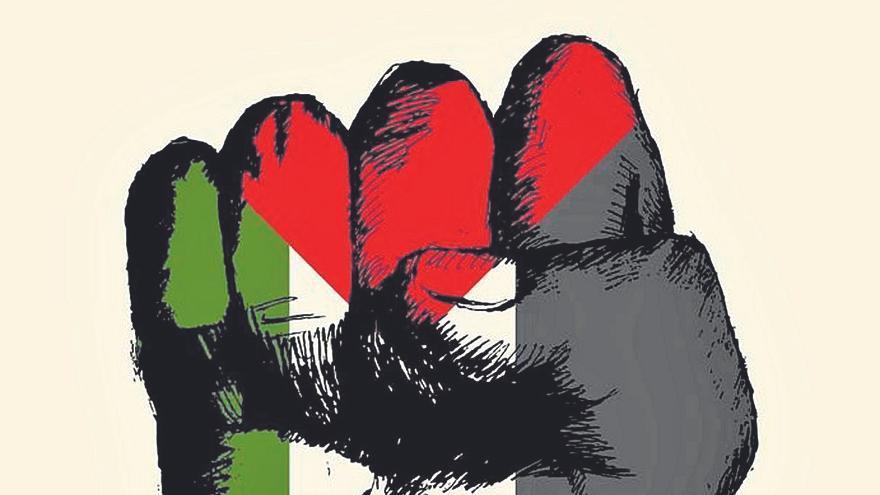 Cada uno a lo suyo en Palestina