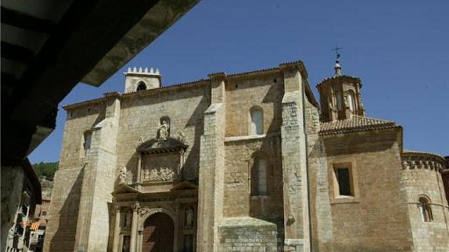 La iglesia de San Juan de la Cuesta de Daroca, declarada Bien de Interés Cultural en su totalidad