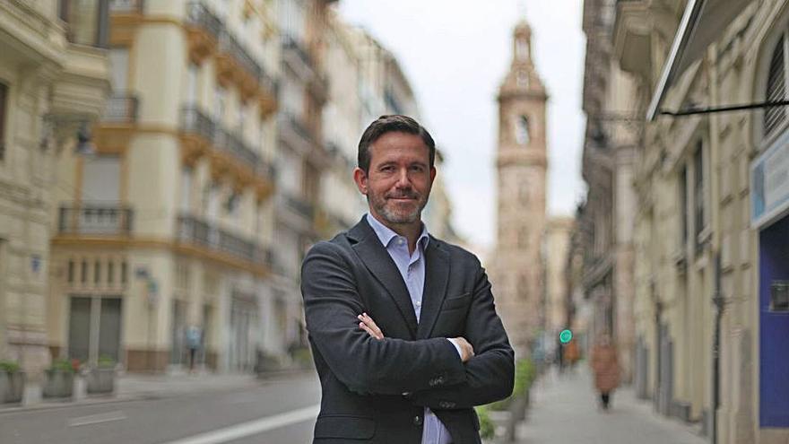 El valenciano Rafael Torres, líder estatal del pequeño comercio
