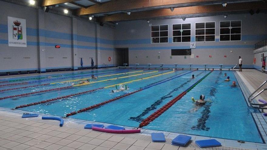 Los cursos de las piscinas climatizadas se reducen a niños de 6 a 12 años