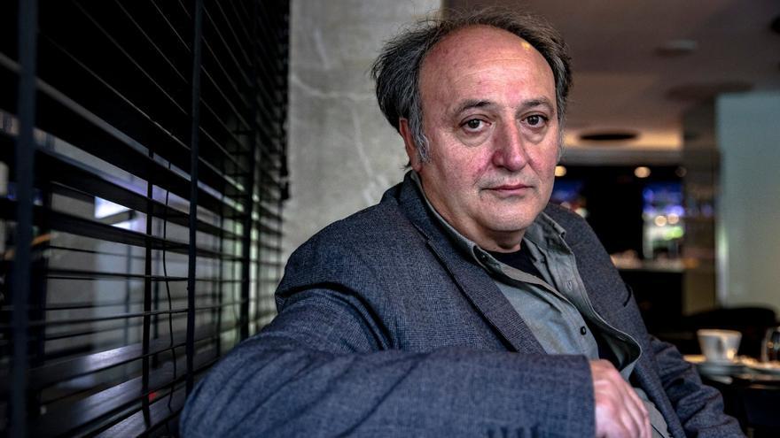 Carlos Juárez, productor de la película 'El Hoyo' de Netflix