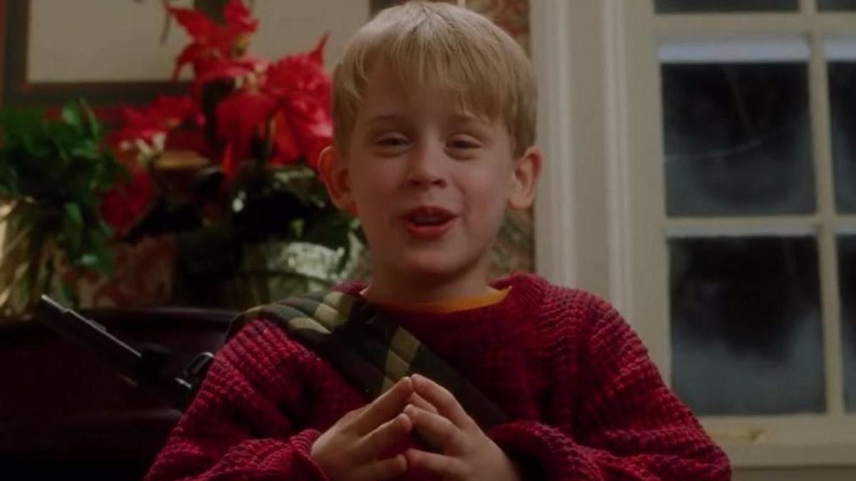 Macaulay Culkin, en 'Solo En Casa'.