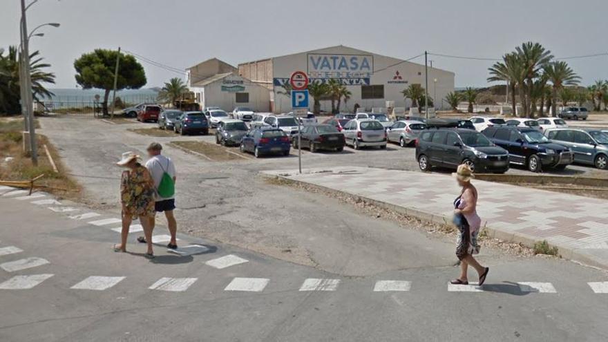 Culpan al PP de que Costas tenga que derribar el astillero de Vatasa en Santa Pola