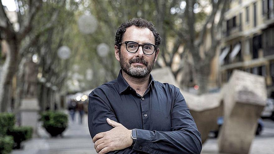 Jordi Quer: «Cal triar bé els emplaçaments i avaluar l'impacte que generen les  renovables sobre l'entorn i el paisatge»