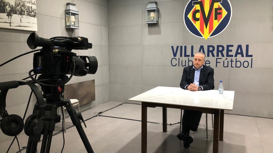 """Fernando Roig: """"La Superliga coarta la ilusión de los aficionados"""""""