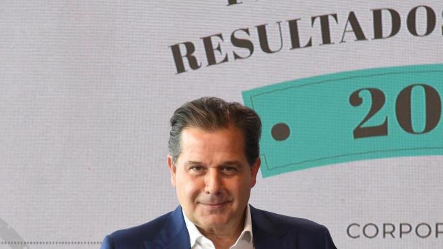 Ignacio Rivera, de Estrella Galicia, reconocido como el directivo español más eficiente en Linkedin
