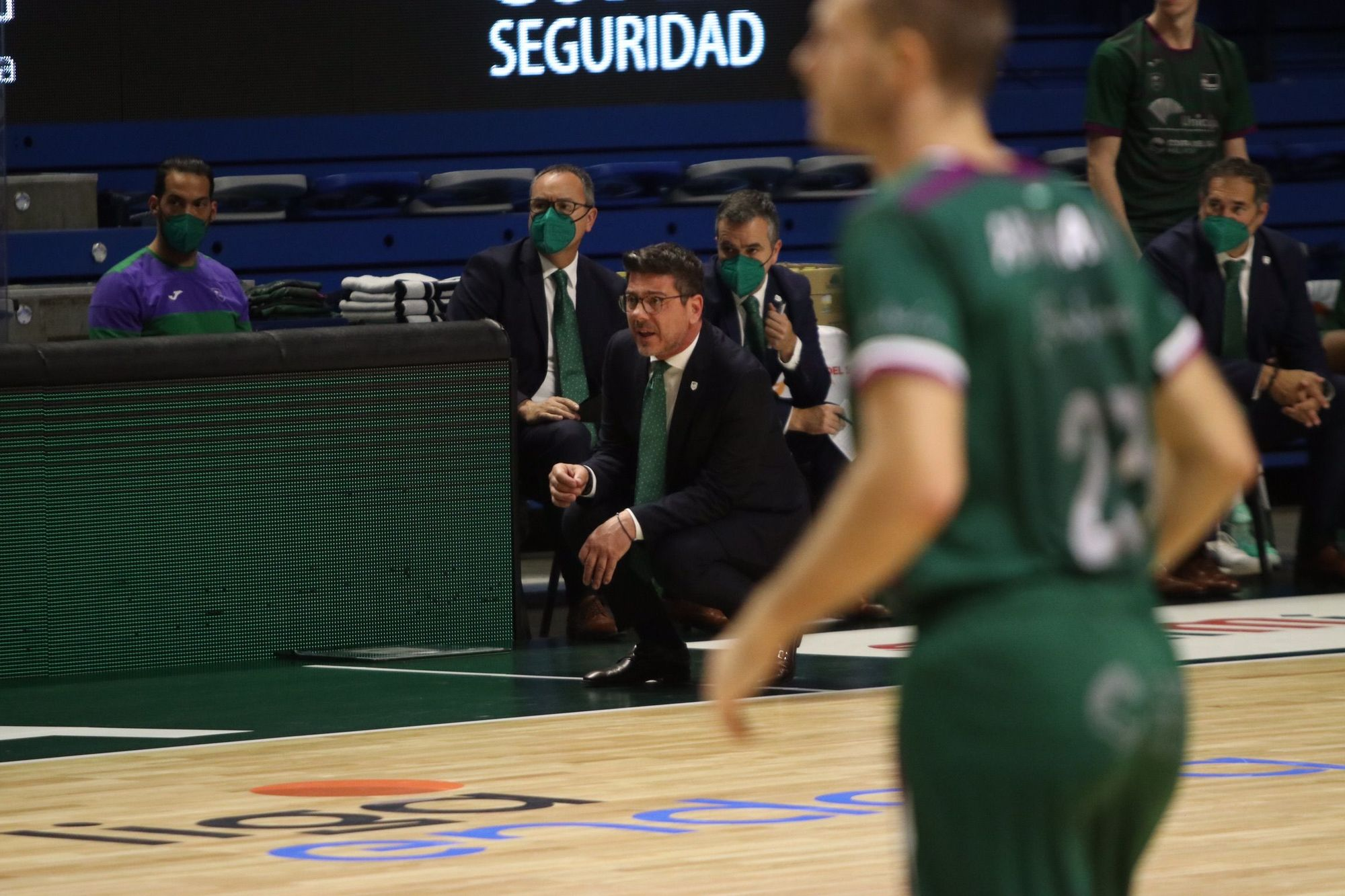 Liga Endesa: Unicaja CB - Morabanc Andorra