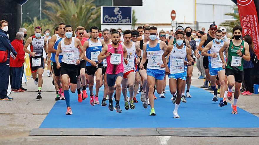 El Govern permitirá hasta 600 participantes en las carreras