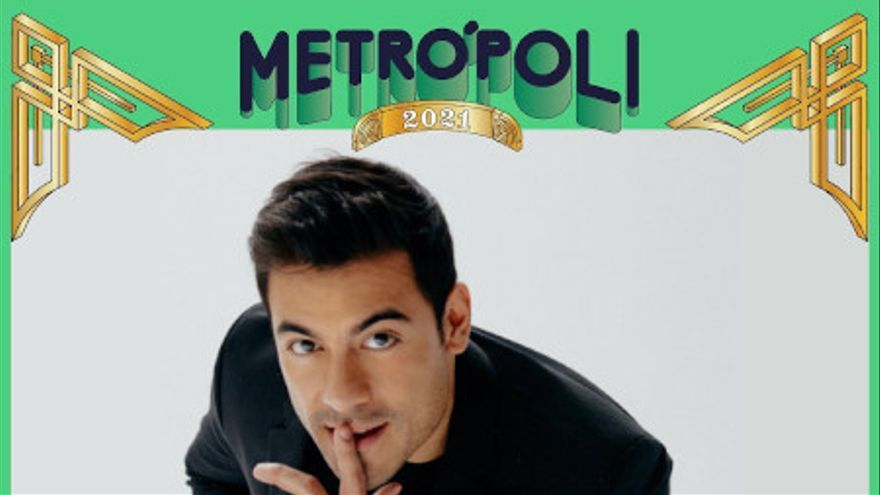 Metrópoli: Carlos Rivera