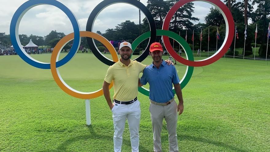 Jorge Campillo mejora y Arnaus se despide de las medallas en golf