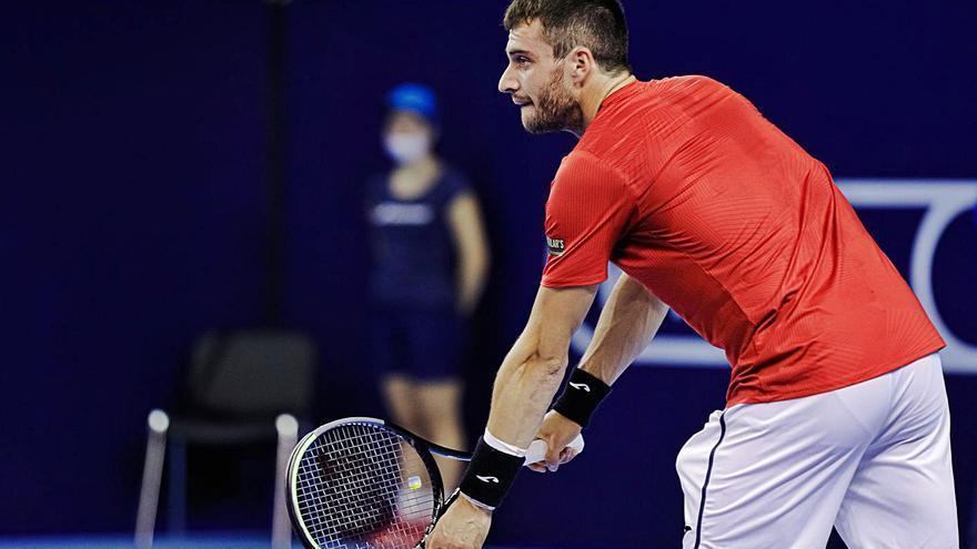 Pedro Martínez roza el puesto 50 de la ATP al alcanzar los cuartos en Moscú