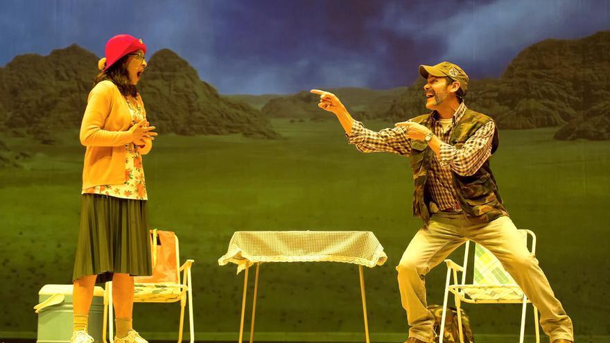 Festival del Sur: 'Arizona' - Delirium Teatro