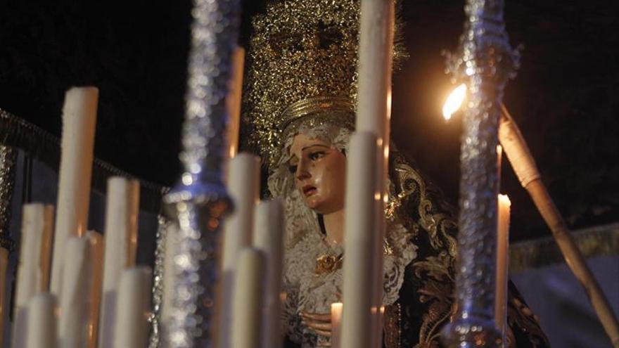 Una procesión desde San Pablo en un año con mucho que celebrar