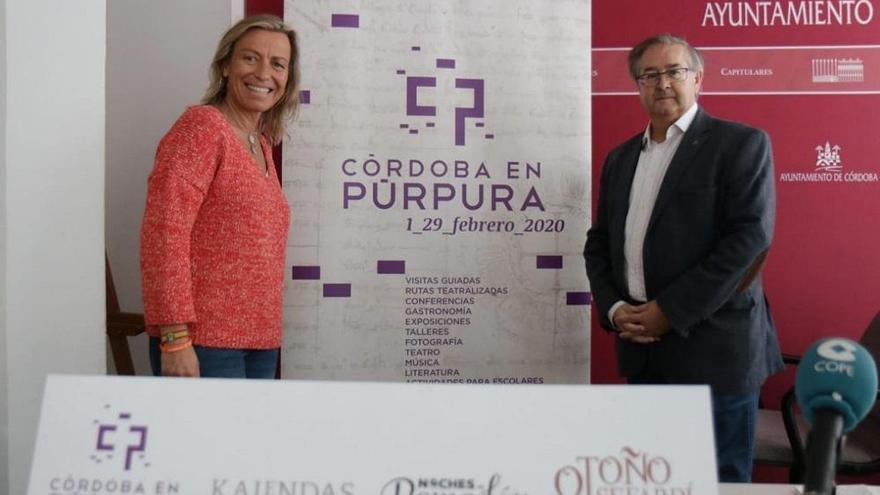 El Ayuntamiento lanza el programa 'Córdoba en Púrpura' para impulsar el turismo en temporada baja