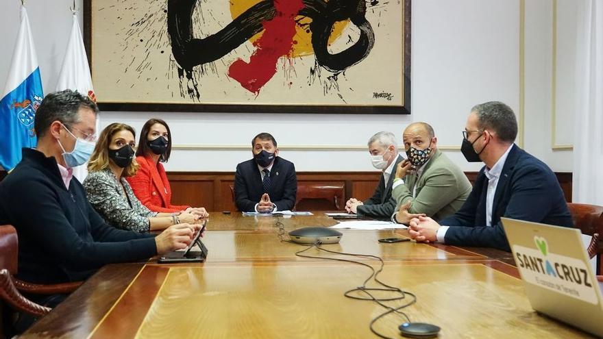 """Santa Cruz invita a los comercios de la ciudad a sumarse a los """"Bonos Consumo Santa Cruz"""""""