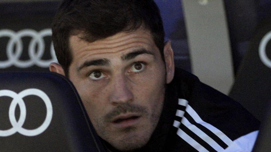 """Iker Casillas se incorpora a la Fundación Real Madrid: """"Orgulloso de volver a casa"""""""