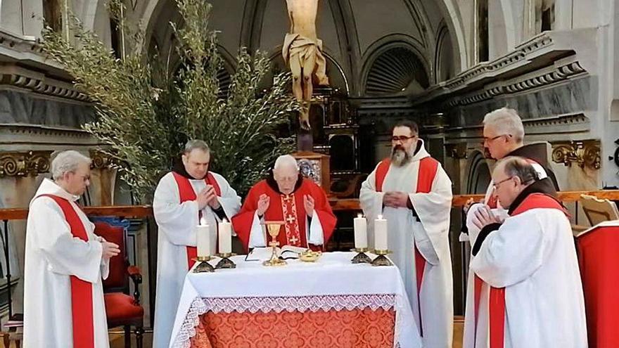 'Espiritualidad 2.0' desde  el monasterio de Sant  Esperit de Gilet