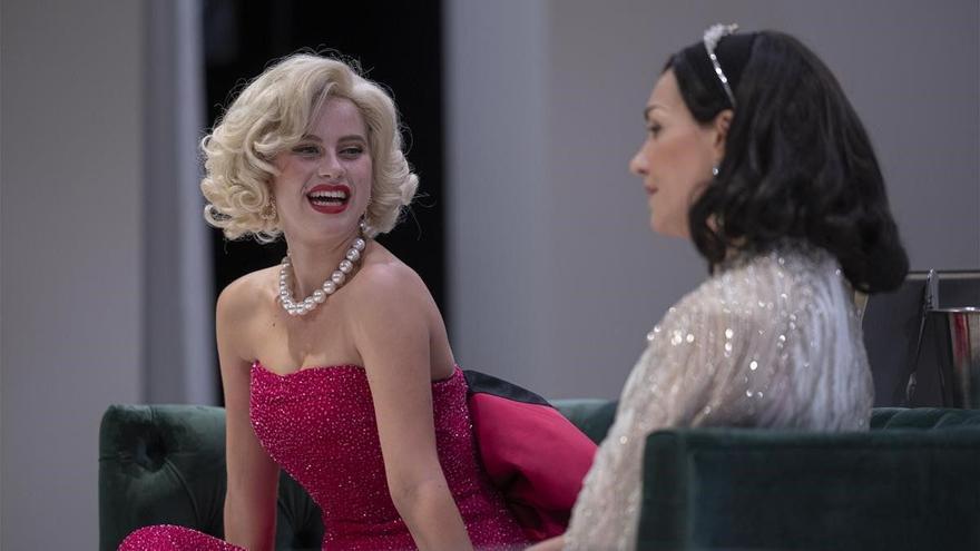 Marilyn Monroe y Hedy Lamarr, un duelo interpretativo