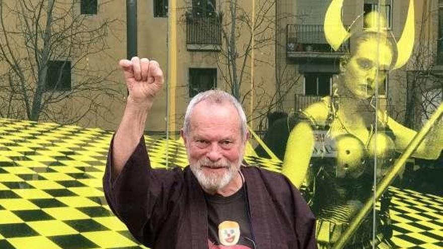 """Terry Gilliam: """"Ver cine en un móvil es tergiversar la idea de la gran pantalla"""""""