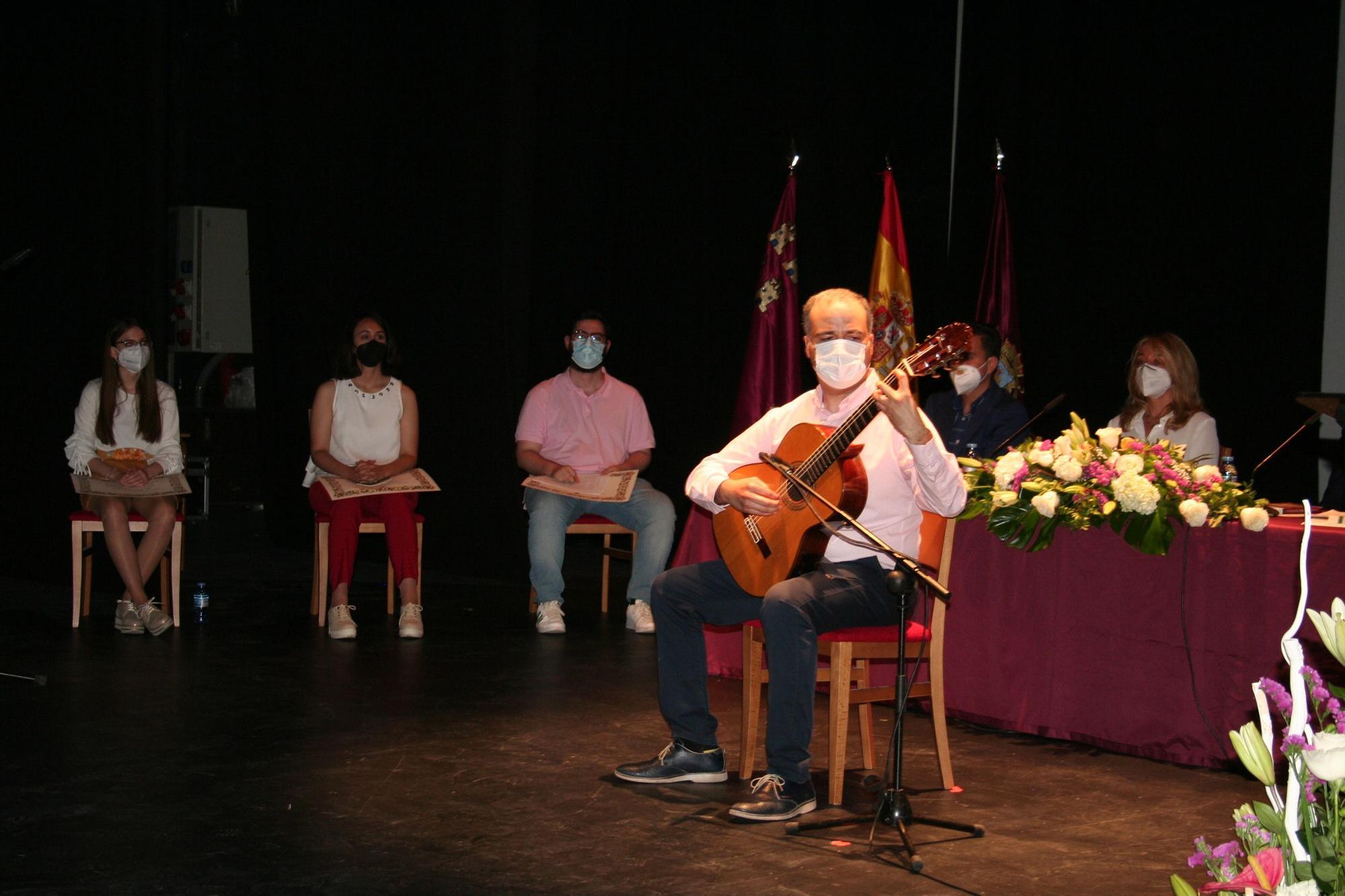 XLVI Certamen Literario María Agustina en Lorca