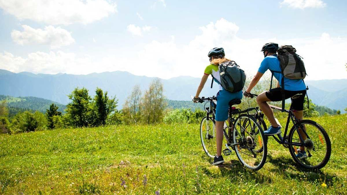 Vías verdes: En bicicleta se llega lejos