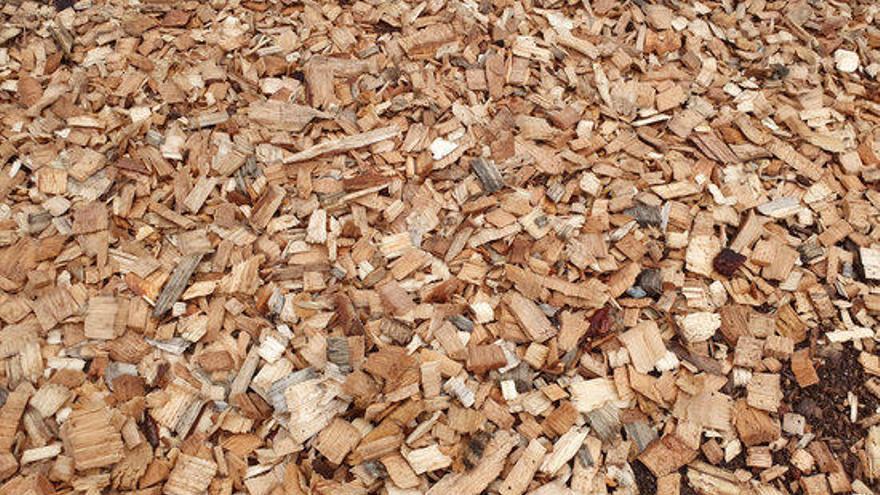 El consum de biomassa es quintuplica a les comarques de Girona pel preu del petroli
