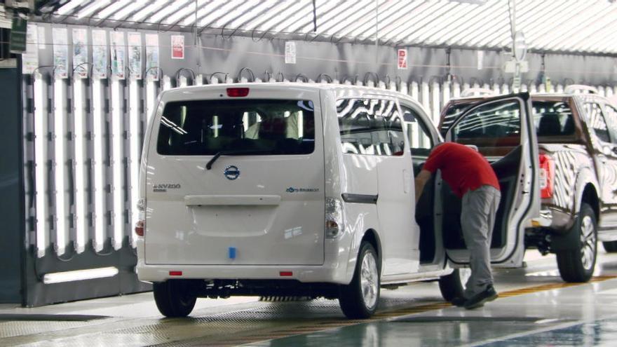 Nissan confirma el tancament de les seves plantes a Catalunya