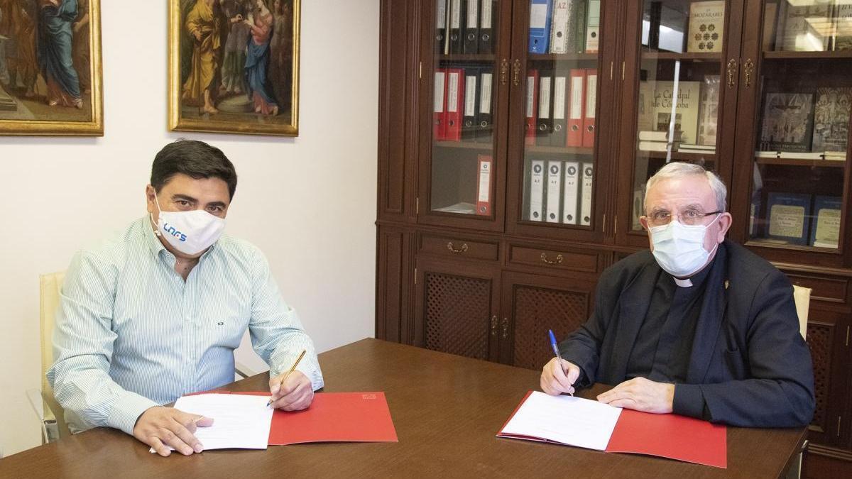 El Cabildo renueva su apoyo al Córdoba Futsal