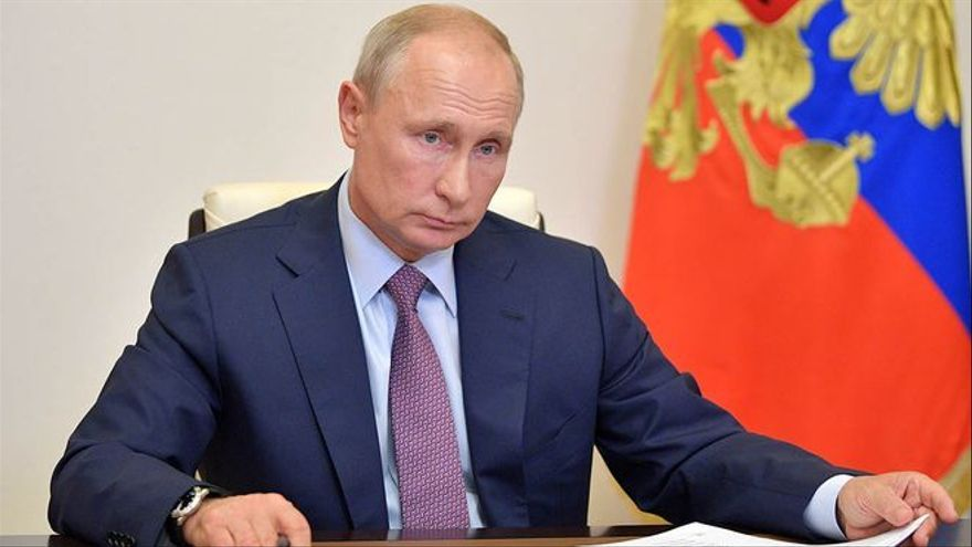 Vladimir Putin, el hombre más sexy de Rusia
