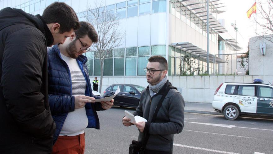 Més de 30 citats a declarar a Tarragona arran dels talls de l'AP-7 a la Jonquera