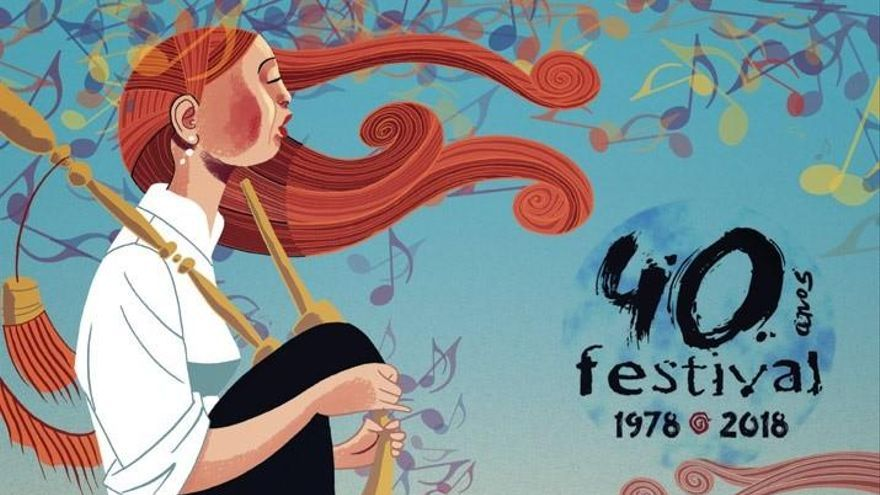 Milladoiro, Ímar e Yves Lambert Project,  en los 40 años del Festival de Ortigueira